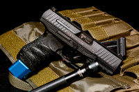 Walther PPQ & Alamo Tactical